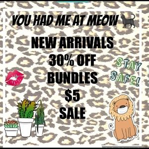- 👠👗💍$5 $5 $5 Markdowns and 30%off Bundles …